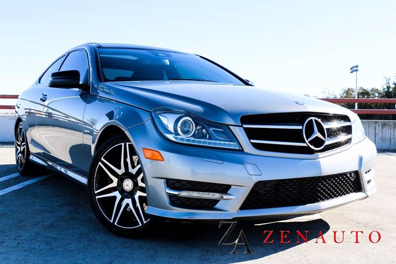 2013 mercedes benz c class c 250 2dr coupe in sacramento for Mercedes benz service sacramento