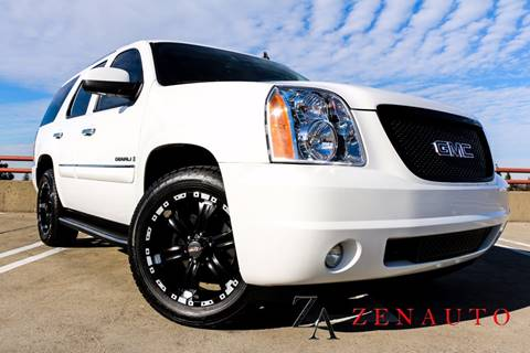 2007 GMC Yukon for sale at Zen Auto Sales in Sacramento CA
