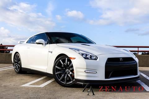 2015 Nissan GT-R for sale at Zen Auto Sales in Sacramento CA