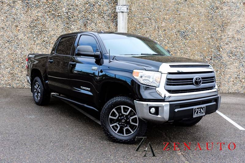 2014 toyota tundra 4x4 sr5 4dr crewmax cab pickup sb 5 7l. Black Bedroom Furniture Sets. Home Design Ideas