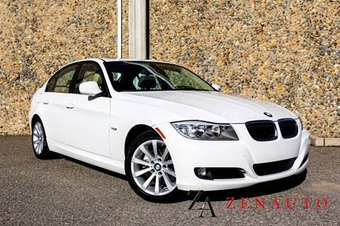 2011 BMW 3 Series for sale at Zen Auto Sales in Sacramento CA