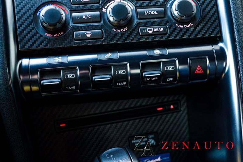 2014 Nissan GT-R AWD Track Edition 2dr Coupe - Sacramento CA