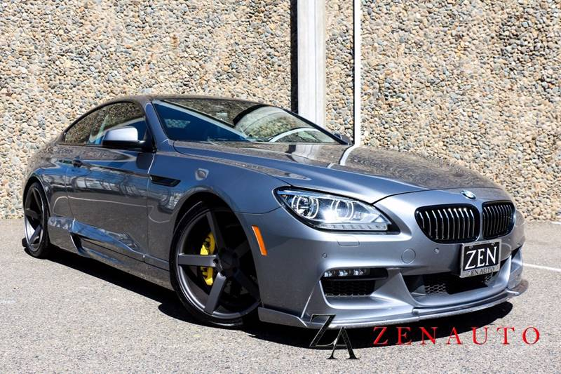 2012 Bmw 6 Series 640i 2dr Coupe In Sacramento Ca Zen