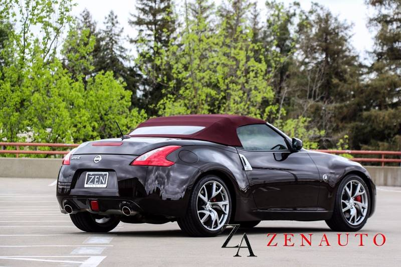 2014 Nissan 370Z Roadster Touring 2dr Convertible 6M In Sacramento ...