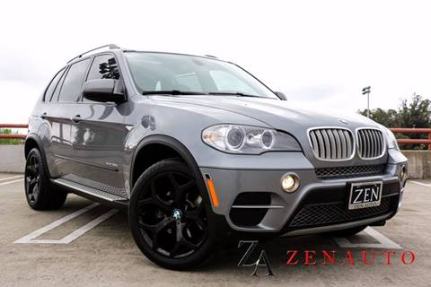 2013 BMW X5 for sale at Zen Auto Sales in Sacramento CA