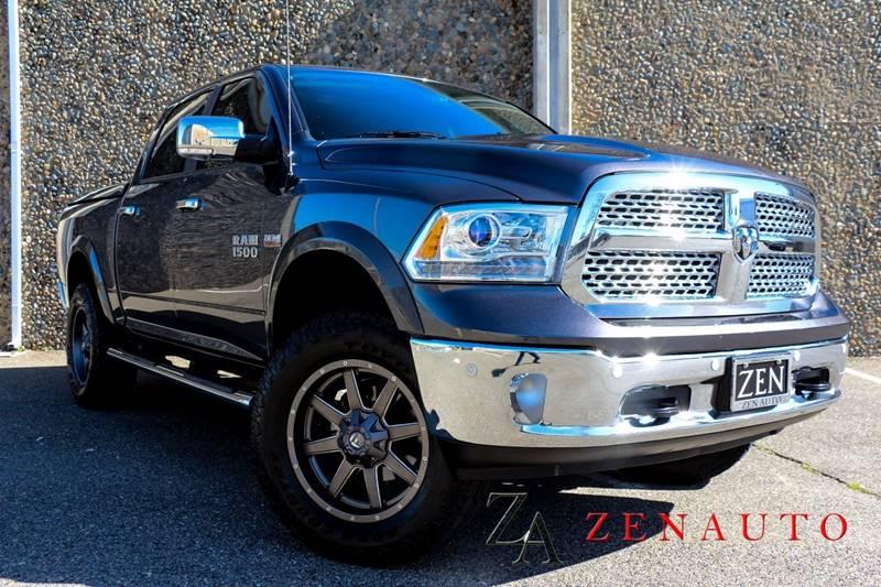2015 RAM Ram Pickup 1500 for sale at Zen Auto Sales in Sacramento CA
