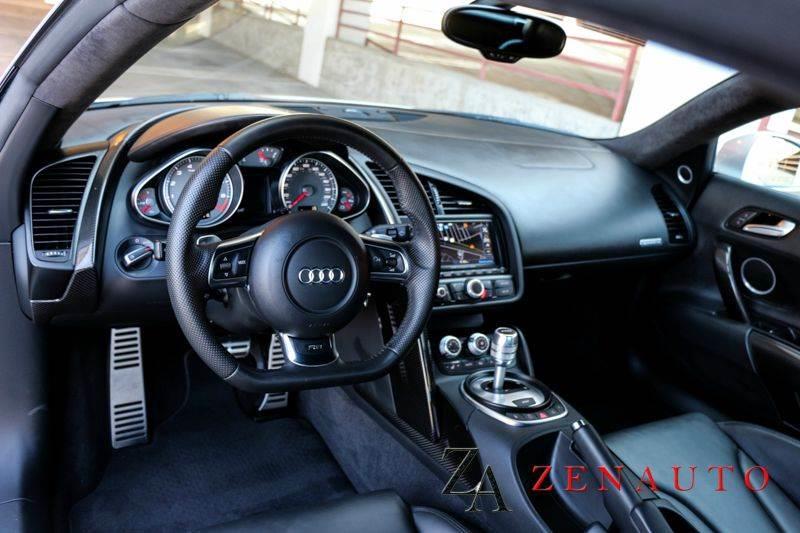 2012 Audi R8 4.2 quattro AWD 2dr Coupe 6A - Sacramento CA