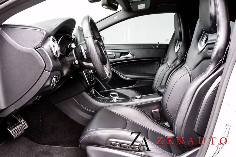 2015 Mercedes-Benz CLA AWD CLA 45 AMG 4MATIC 4dr Sedan - Sacramento CA