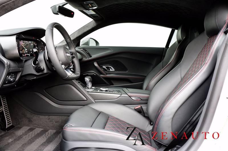 2017 Audi R8 AWD 5.2 quattro V10 Plus 2dr Coupe - Sacramento CA