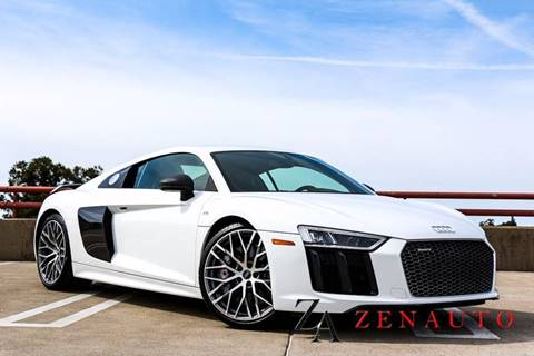 2017 Audi R8 for sale at Zen Auto Sales in Sacramento CA