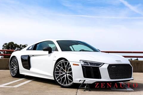 2017 Audi R8 for sale at Zen Auto Sales in Sacramento CA