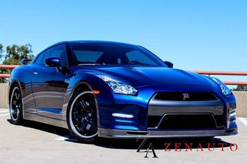 2014 Nissan GT-R for sale at Zen Auto Sales in Sacramento CA