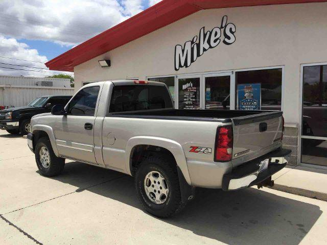 2004 Chevrolet Silverado 1500 for sale at Mike`s Auto Sales in Columbus NE