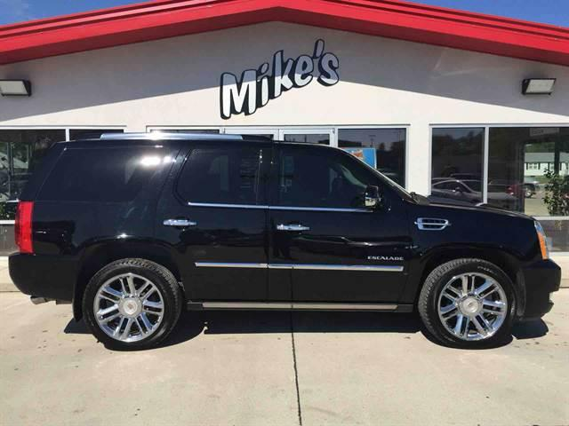 2011 Cadillac Escalade for sale at Mike`s Auto Sales in Columbus NE