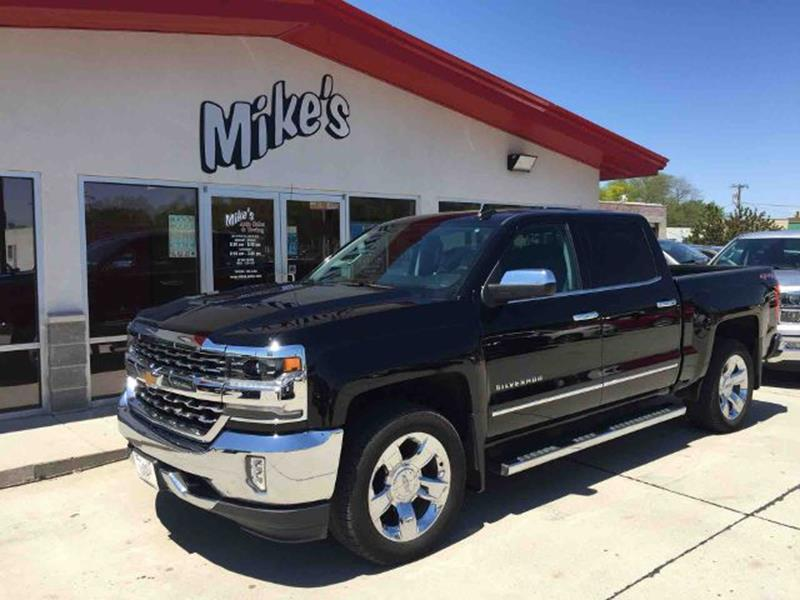 2016 Chevrolet Silverado 1500 for sale at Mike`s Auto Sales in Columbus NE