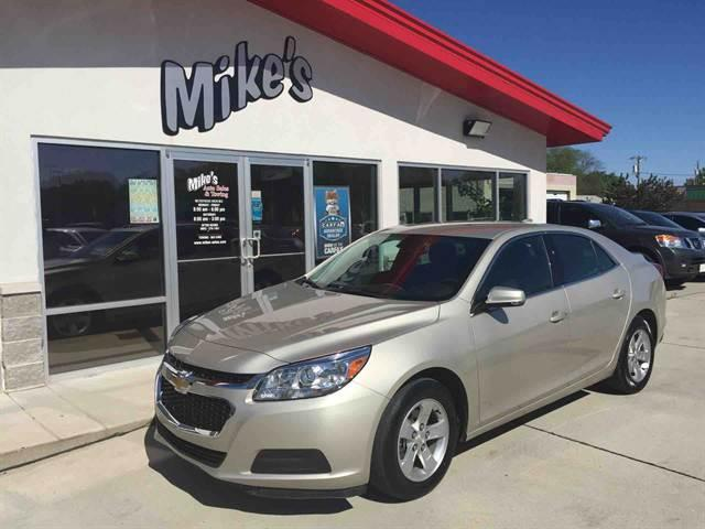 2016 Chevrolet Malibu Limited for sale at Mike`s Auto Sales in Columbus NE