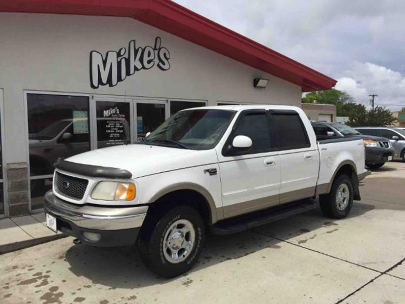 2001 Ford F-150 for sale at Mike`s Auto Sales in Columbus NE