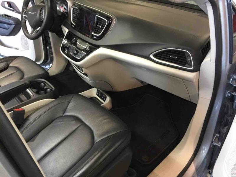 2017 Chrysler Pacifica for sale at Mike`s Auto Sales in Columbus NE