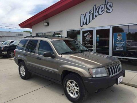 2004 Jeep Grand Cherokee for sale at Mike`s Auto Sales in Columbus NE