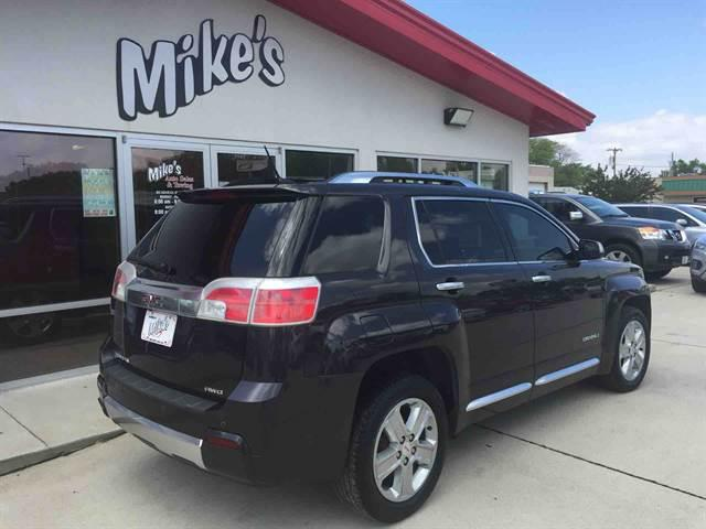 2014 GMC Terrain for sale at Mike`s Auto Sales in Columbus NE