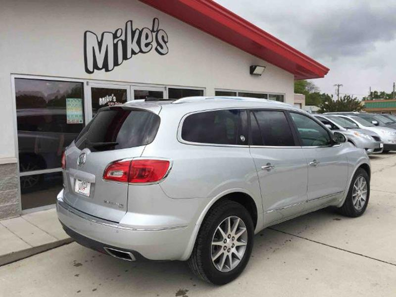 2017 Buick Enclave for sale at Mike`s Auto Sales in Columbus NE