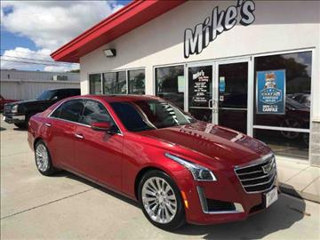 2016 Cadillac CTS for sale at Mike`s Auto Sales in Columbus NE