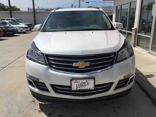 2017 Chevrolet Traverse for sale at Mike`s Auto Sales in Columbus NE