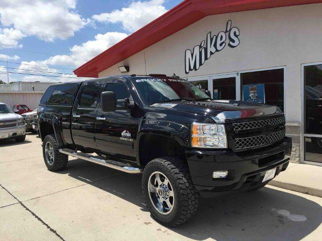 2013 Chevrolet Silverado 3500HD for sale at Mike`s Auto Sales in Columbus NE