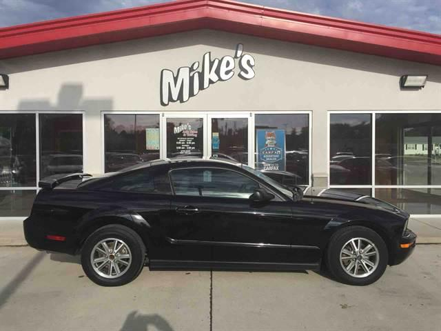 2005 Ford Mustang for sale at Mike`s Auto Sales in Columbus NE