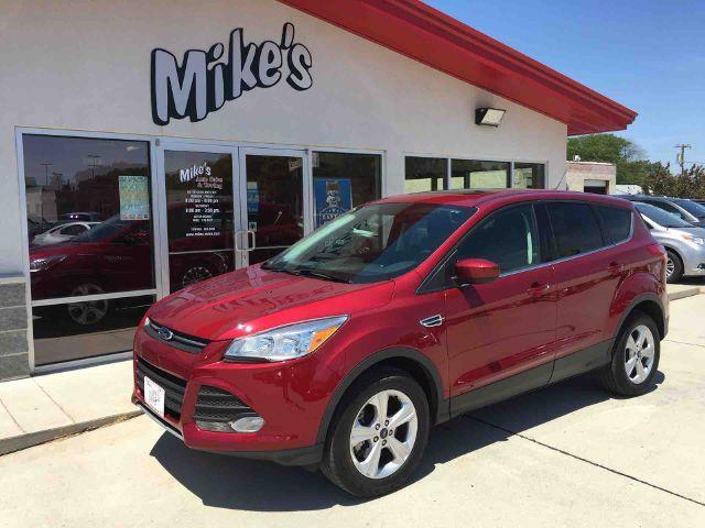 2015 Ford Escape for sale at Mike`s Auto Sales in Columbus NE