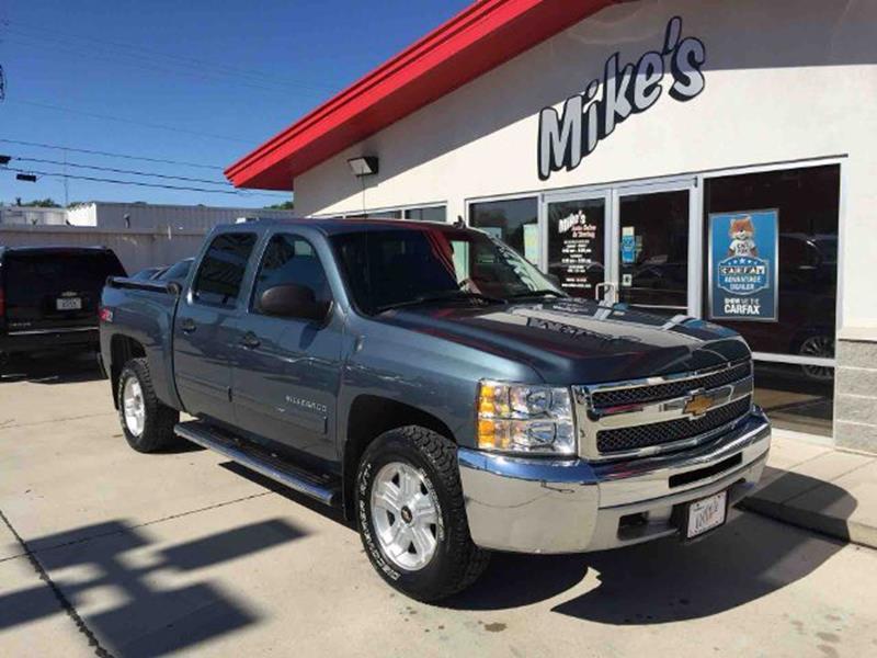 2013 Chevrolet Silverado 1500 for sale at Mike`s Auto Sales in Columbus NE