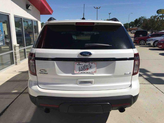 2014 Ford Explorer for sale at Mike`s Auto Sales in Columbus NE