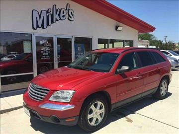 2005 Chrysler Pacifica for sale at Mike`s Auto Sales in Columbus NE