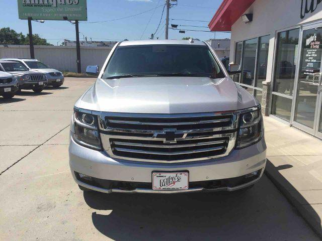 2015 Chevrolet Tahoe for sale at Mike`s Auto Sales in Columbus NE
