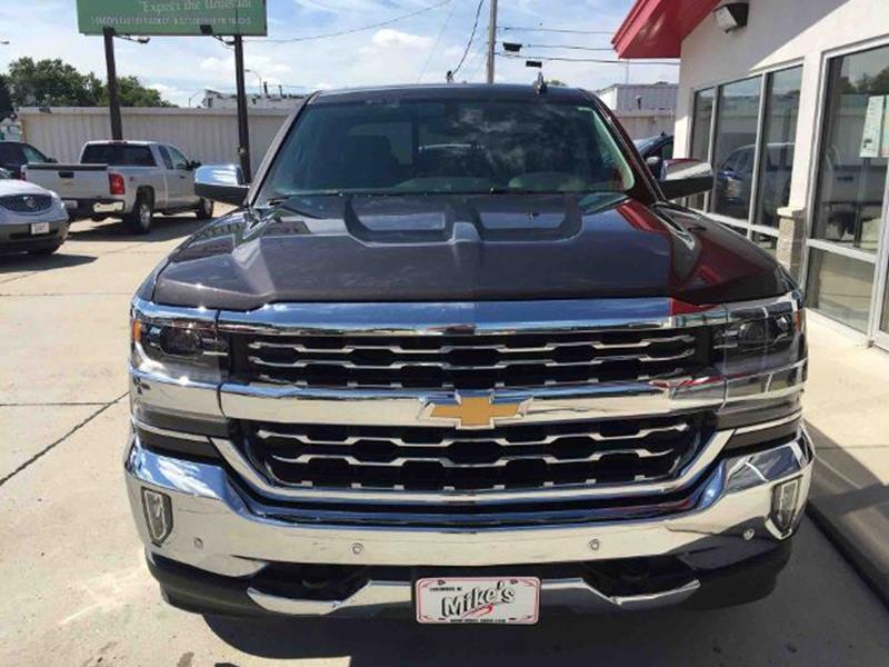 2016 Chevrolet Silverado 1500 for sale at Mike`s Auto Sales in Columbus NE