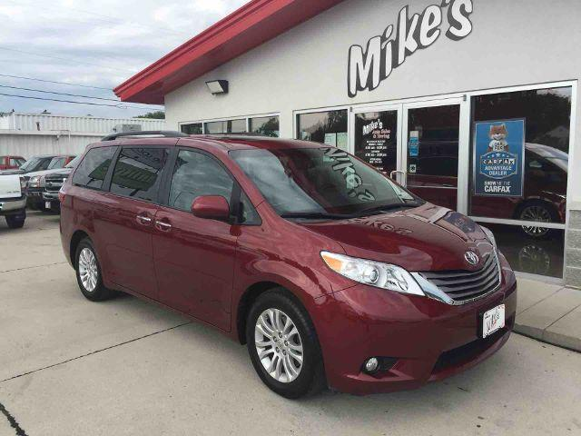 2015 Toyota Sienna for sale at Mike`s Auto Sales in Columbus NE