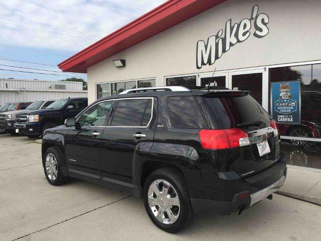 2011 GMC Terrain for sale at Mike`s Auto Sales in Columbus NE