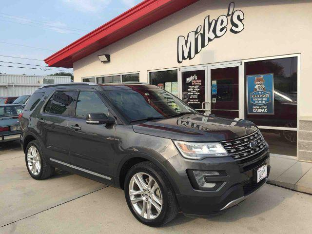2016 Ford Explorer for sale at Mike`s Auto Sales in Columbus NE