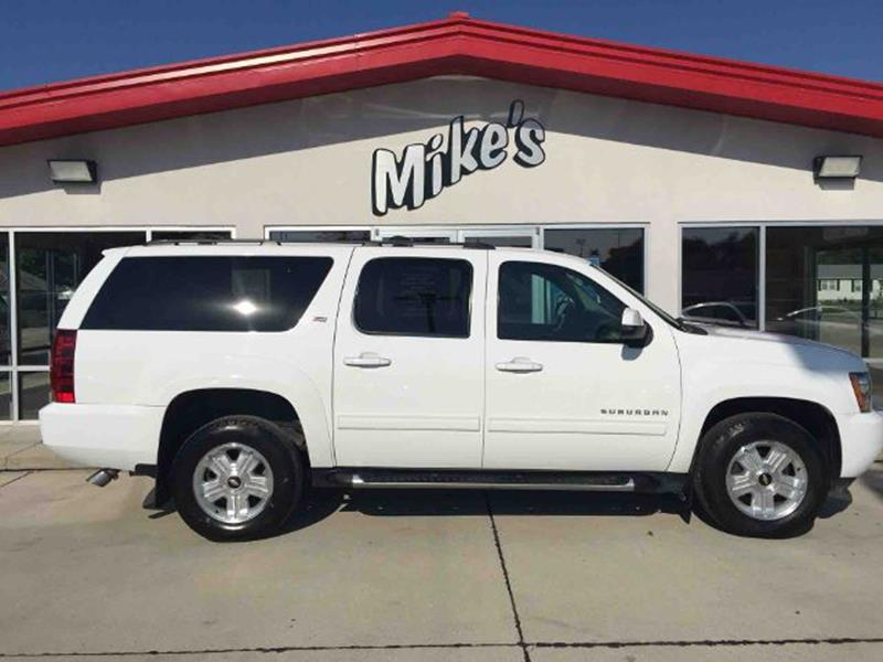 2013 Chevrolet Suburban for sale at Mike`s Auto Sales in Columbus NE