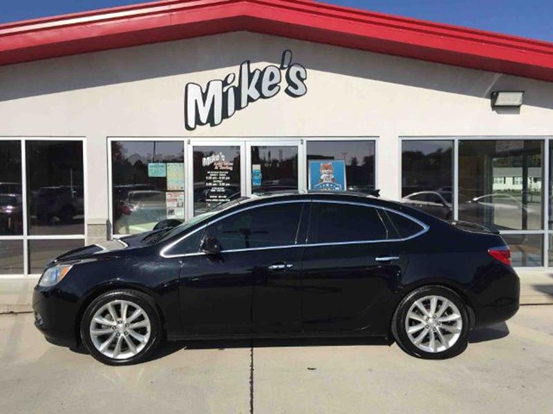 2012 Buick Verano for sale at Mike`s Auto Sales in Columbus NE