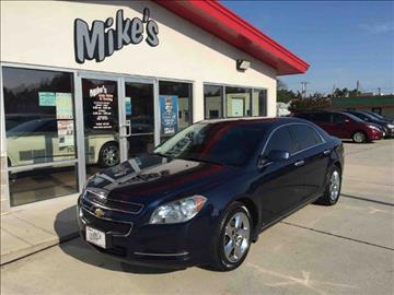 2009 Chevrolet Malibu for sale at Mike`s Auto Sales in Columbus NE