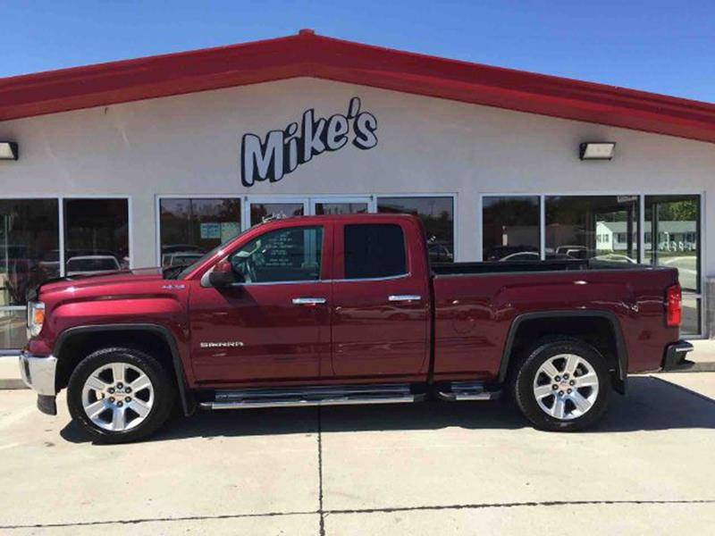 2014 GMC Sierra 1500 for sale at Mike`s Auto Sales in Columbus NE