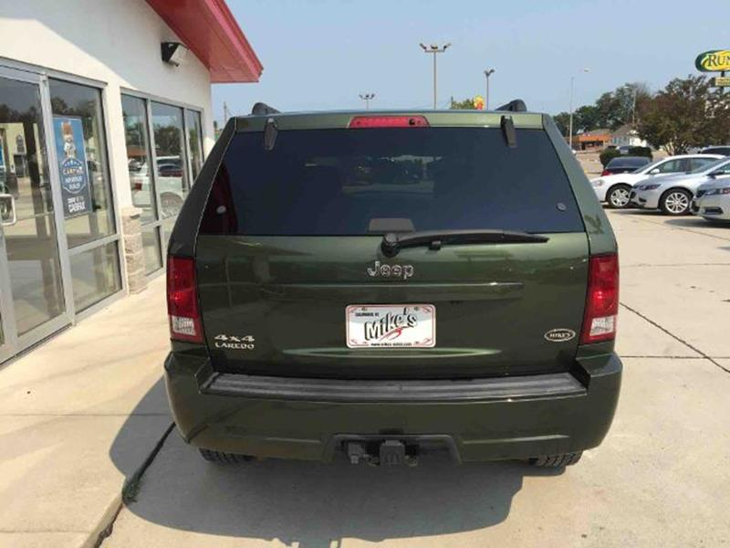 2007 Jeep Grand Cherokee for sale at Mike`s Auto Sales in Columbus NE