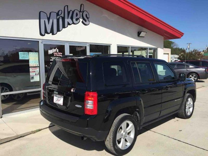 2014 Jeep Patriot for sale at Mike`s Auto Sales in Columbus NE