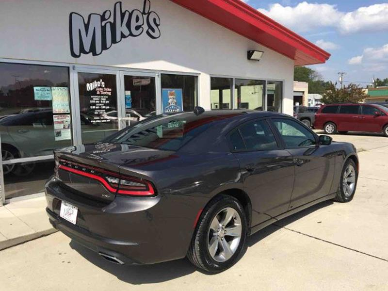 2016 Dodge Charger for sale at Mike`s Auto Sales in Columbus NE