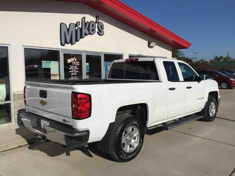 2014 Chevrolet Silverado 1500 for sale at Mike`s Auto Sales in Columbus NE