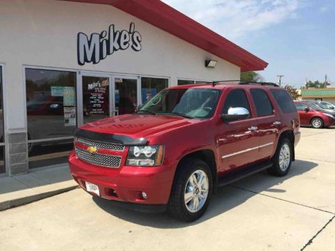 2013 Chevrolet Tahoe for sale at Mike`s Auto Sales in Columbus NE