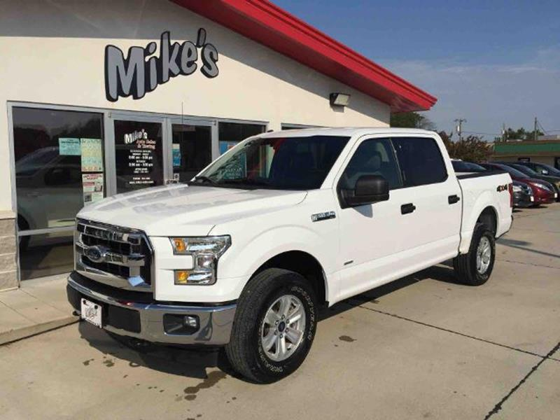 2017 Ford F-150 for sale at Mike`s Auto Sales in Columbus NE