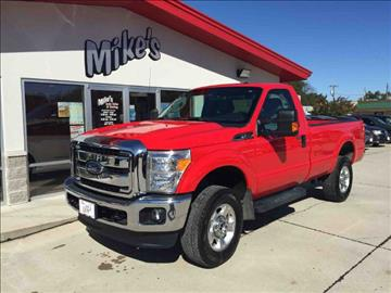2016 Ford F-250 Super Duty for sale at Mike`s Auto Sales in Columbus NE