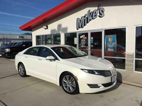 2013 Lincoln MKZ for sale in Columbus, NE